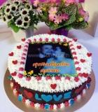 Cake Photo-HBD Daddy