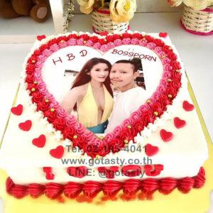 Love & Romance Cakes