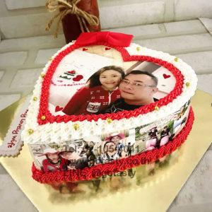 เค้กสำหรับคู่รัก